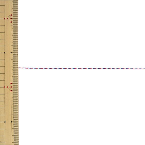 【数量5から】 リボン 『トリプルヤーン 幅約1mm 1番色 46701』 TOKYO RIBBON 東京リボン