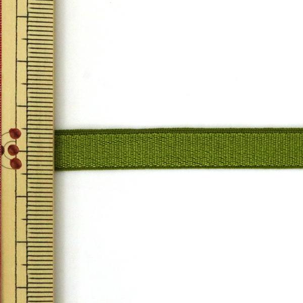 【数量5から】リボン 『ストレッチサテンリボン 9mm幅 17番色』 MOKUBA 木馬