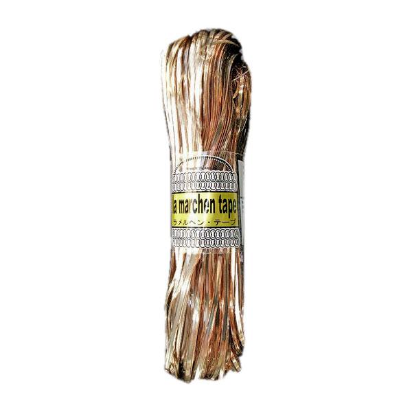 ビニールテープ 『ラ メルヘン・テープ 50m ブロンズ 』 メルヘン・アート