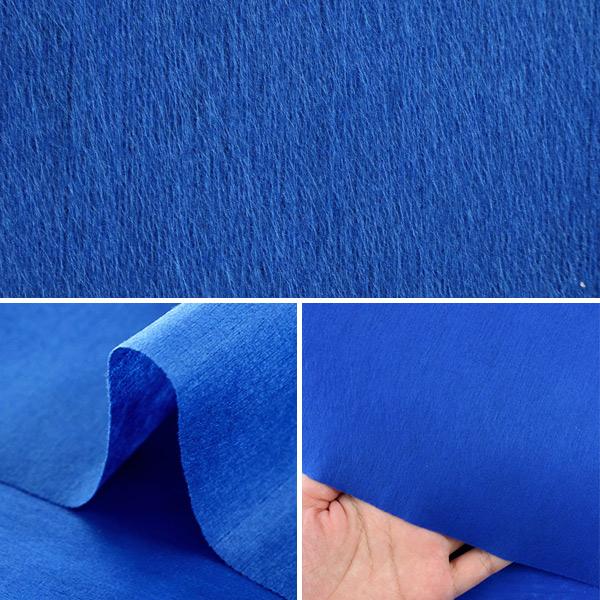 【数量5から】芯地 『不織布 クラフト35N カラー芯地 ブルー』