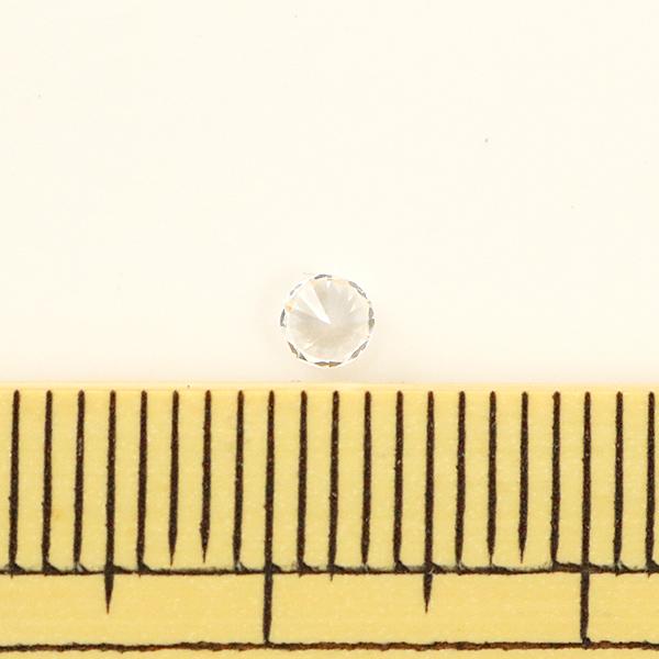 ビーズ 『キュービックジルコニア クリスタル 3mm 10コ』