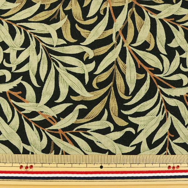 【数量5から】生地 『moda fabrics William Morris ウィリアムモリス willow Bough 8113-22』