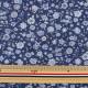 【数量5から】生地 『60ローン プリント 小花柄 4番色 YUZ-733-4』 YUWA 有輪商店【ユザワヤ限定商品】