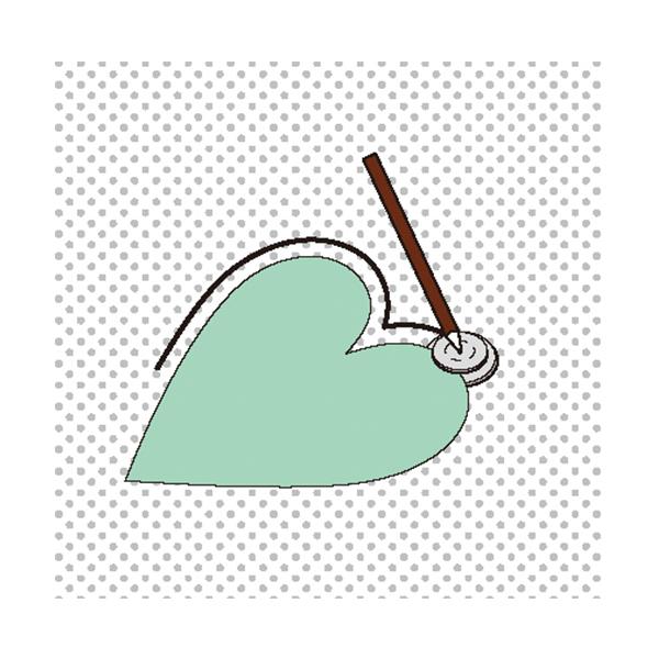 しるし付け 『ぬいしろライナー 57-489』 Clover クロバー