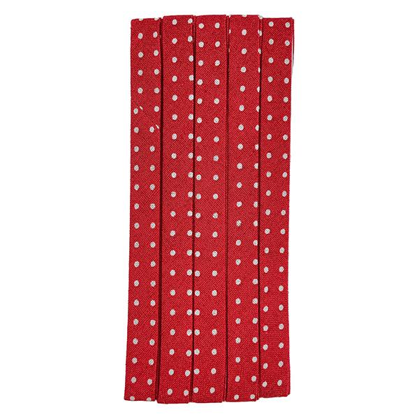 バイアステープ 『麻バイアステープ ふちどり11 54番色 (赤) CP125-54』 CAPTAIN88 キャプテン