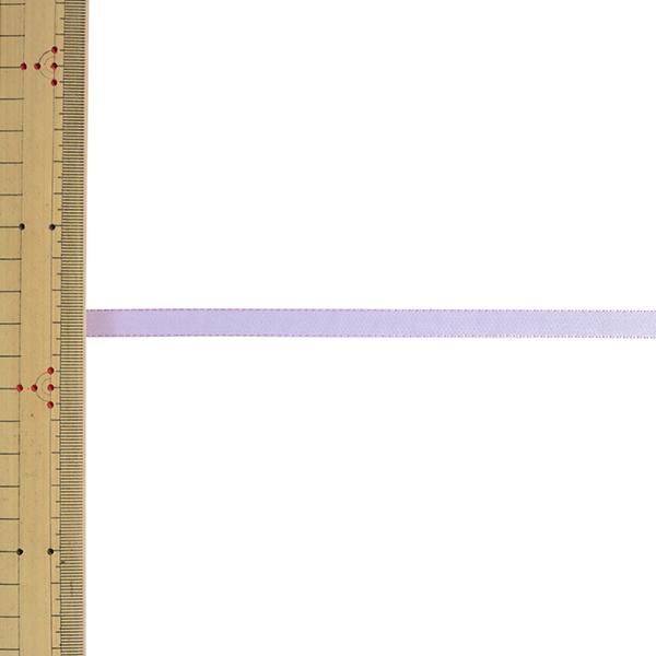 【数量5から】 リボン 『デューク・S 幅約9mm 5番色 ホワイト ラベンダー 22700』 TOKYO RIBBON 東京リボン