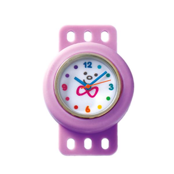 『トワコロンパーツ時計パーツ パープル』