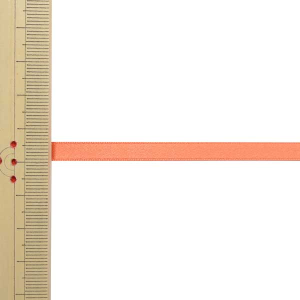 【数量5から】 リボン 『ポリエステル両面サテンリボン #3030 幅約6mm 133番色』