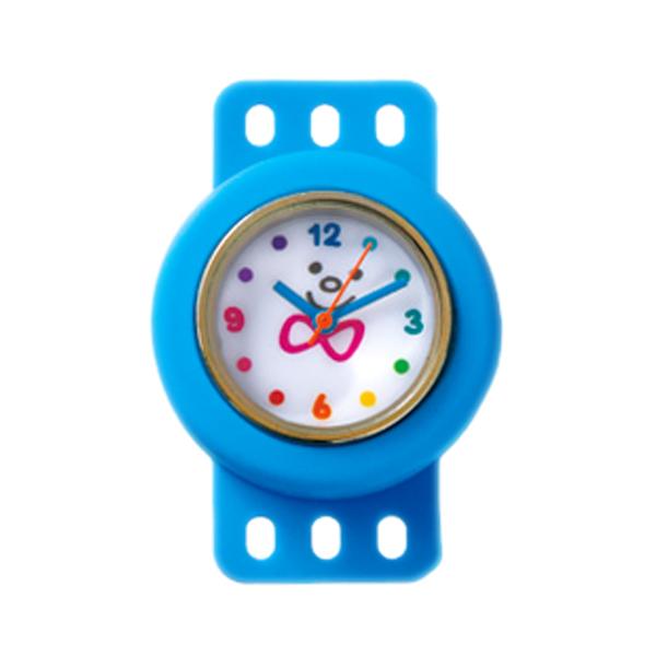 ビーズ 『トワコロンパーツ時計パーツ ブルー』