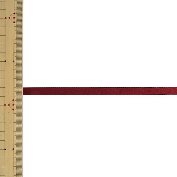 【数量5から】 リボン 『デューク・S 幅約9mm 7番色 ワイン ネイビー 22700』 TOKYO RIBBON 東京リボン