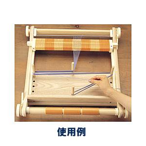 ワープスティック 『手織り機 咲きおり専用 40cm・60cm共通 ワープスティック 6本入 57-961』 Clover クロバー