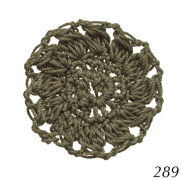 レース糸 『オリムパスレース糸 金票 #70 5g 289番色』 Olympus オリムパス