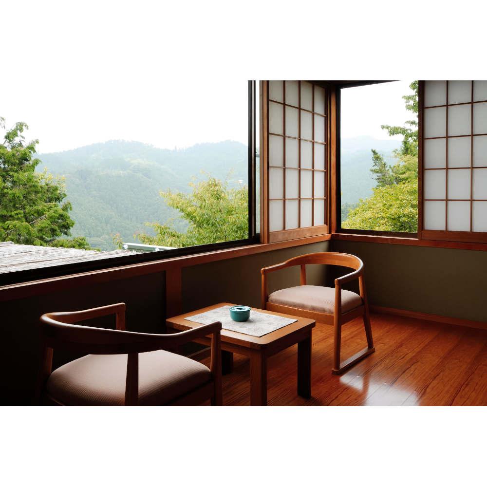 吉野山でご宿泊(1泊2食付2名様ご宿泊券)