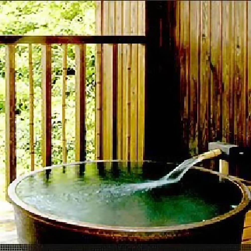 『竹林院 群芳園』露天風呂付客室(1泊2食 2名様)