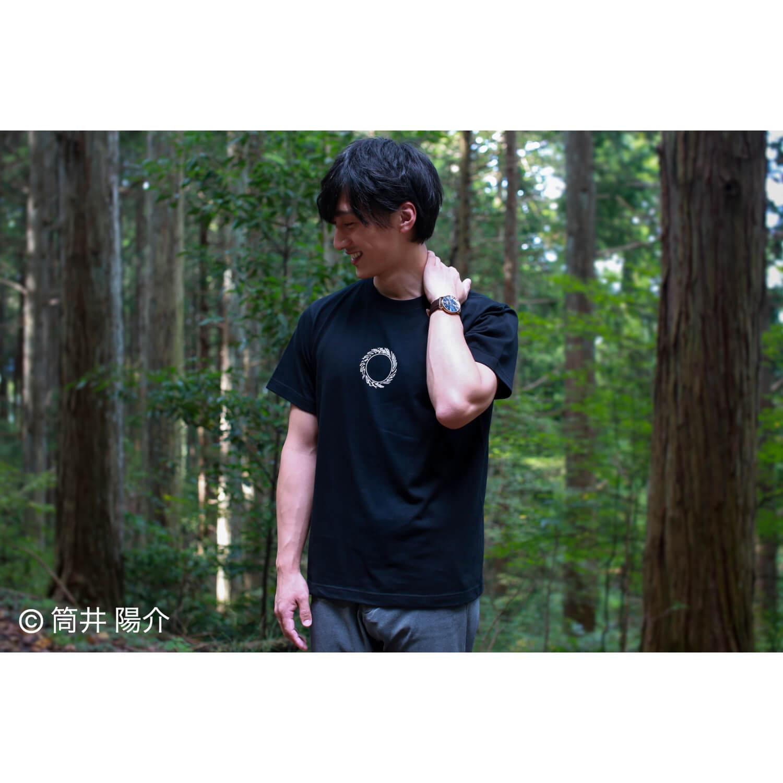 MIND TRAIL公式グッズ オリジナルTシャツ