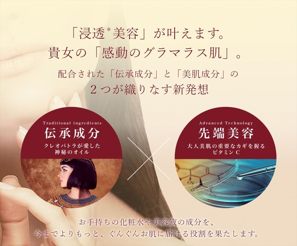 SPEEDIA グラマラスブースターオイル1本+グラマラスエイジングクリーム1本セット デビューキャンペーン オリジナルモイスチャーマスク5枚プレゼント
