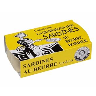 ラ・キブロネーズ サーディン・ボルディエ有塩バター漬け