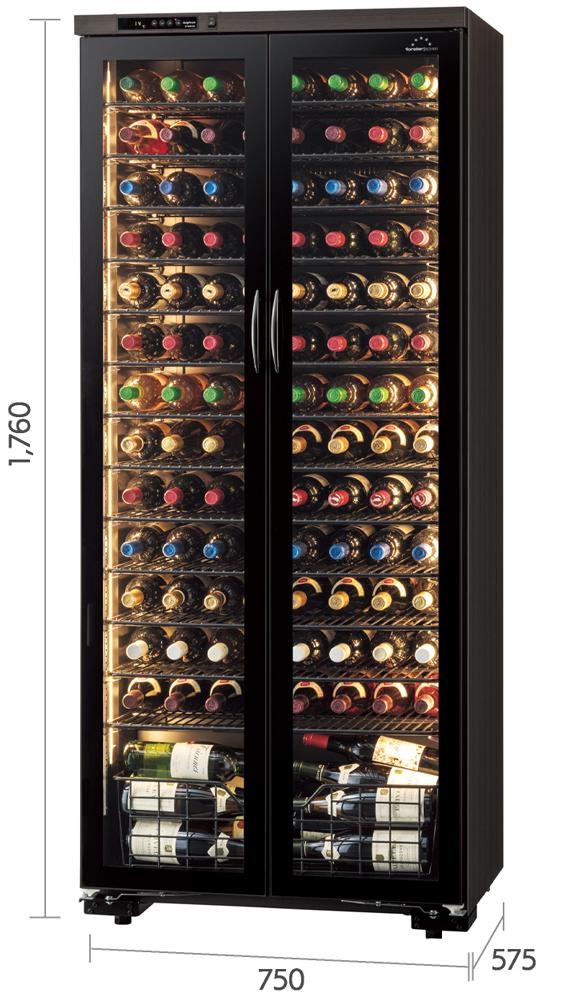 【120本】 フォルスター ロングフレッシュ ST408FG�(WK)  120本用 【ワイン15%オフ】