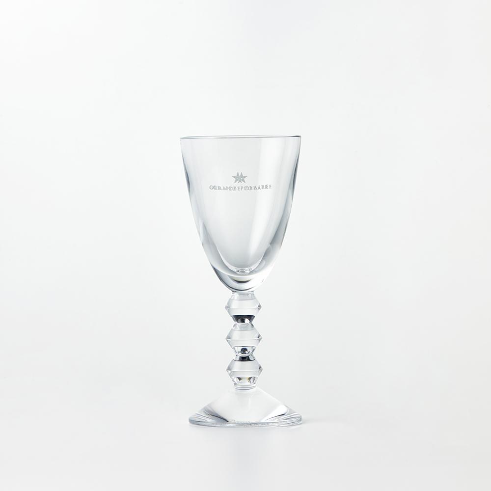 グランポレール 山梨シラー貴腐 バカラグラスセット(特製ギフトボックス入り)