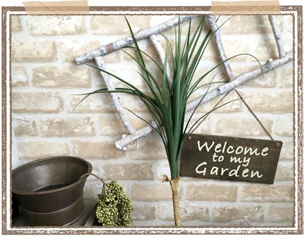 ドラセナ(幸福の木)【観葉植物 フェイクグリーン アーティフィシャルフラワー 造花】