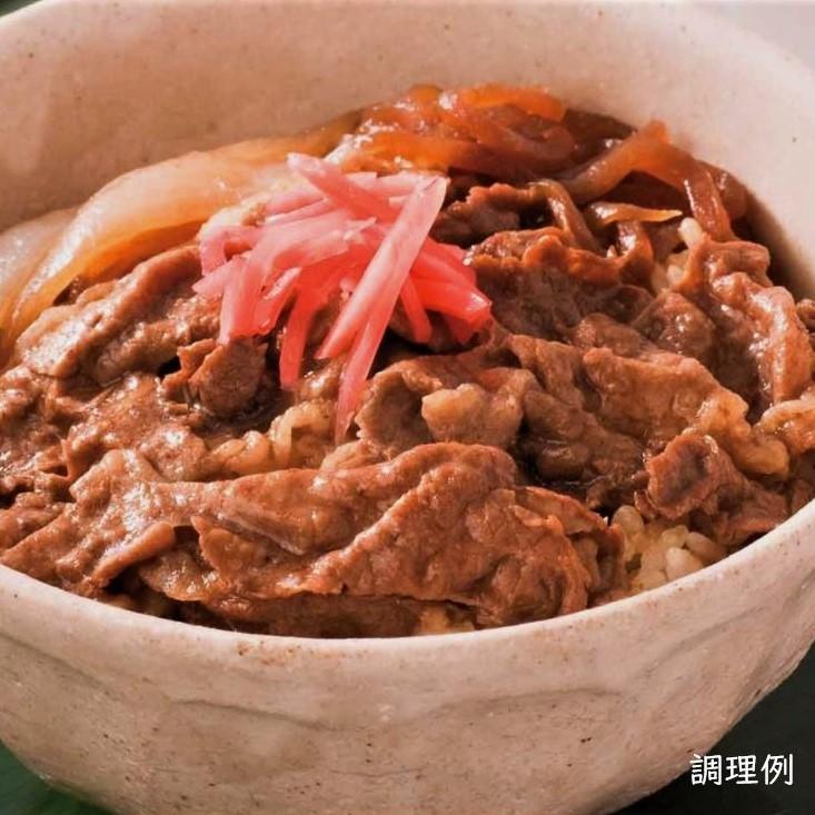 日東ベストの冷凍惣菜「牛丼の素」1パック150g×5食セット