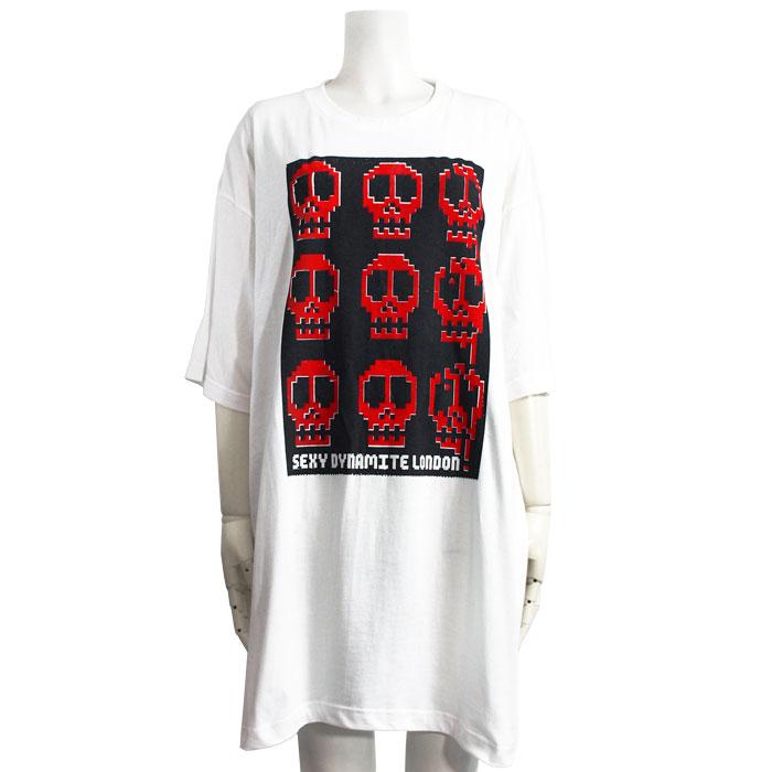 BAD END BIG半袖Tシャツ
