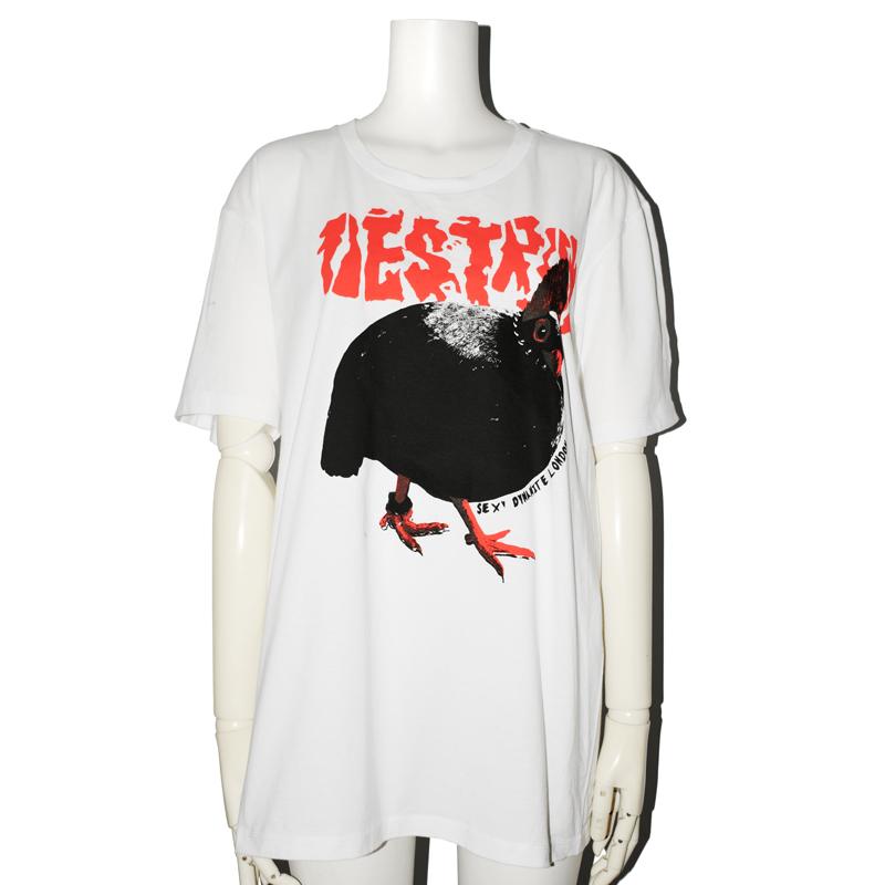 PUNK BIRD Tシャツ