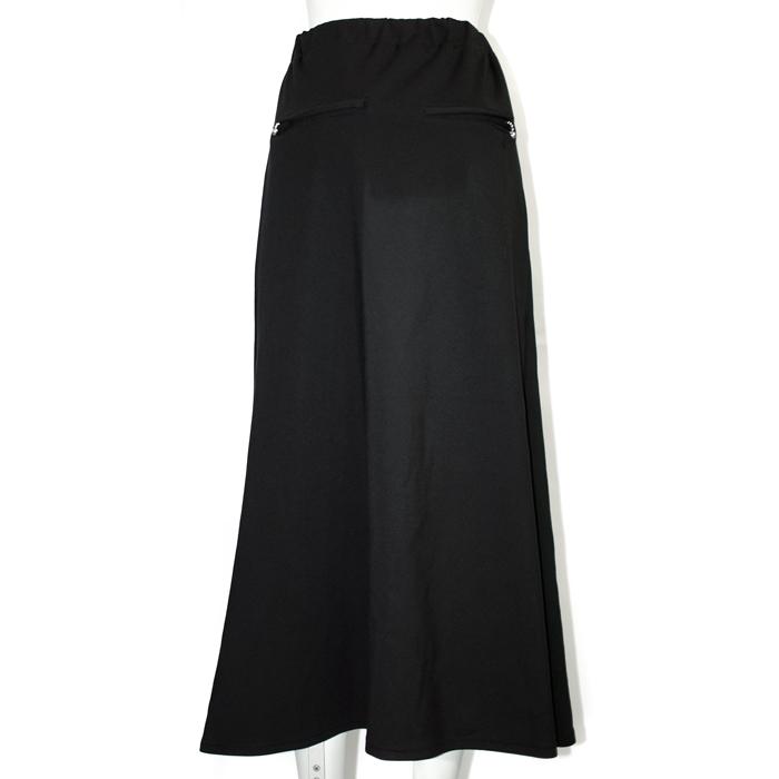 ロングスリットZIPスカート