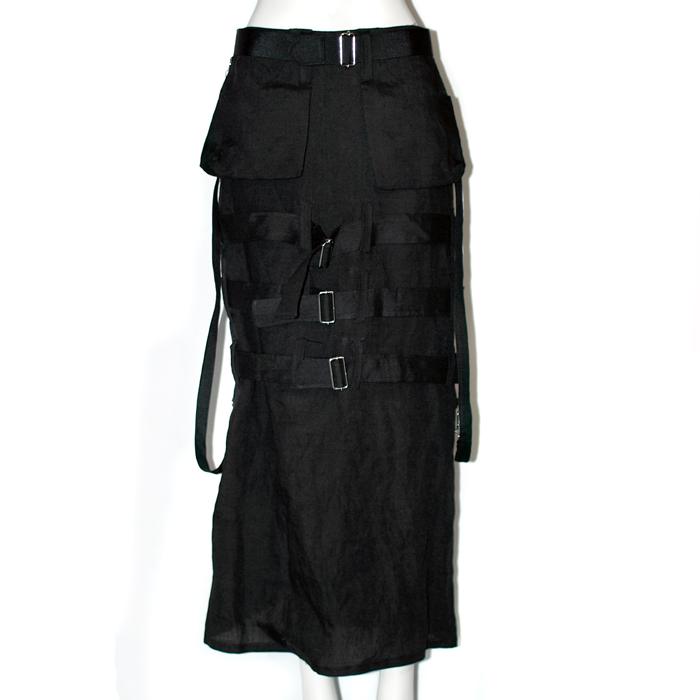 ウイッチーズ麻ボンデージスカート