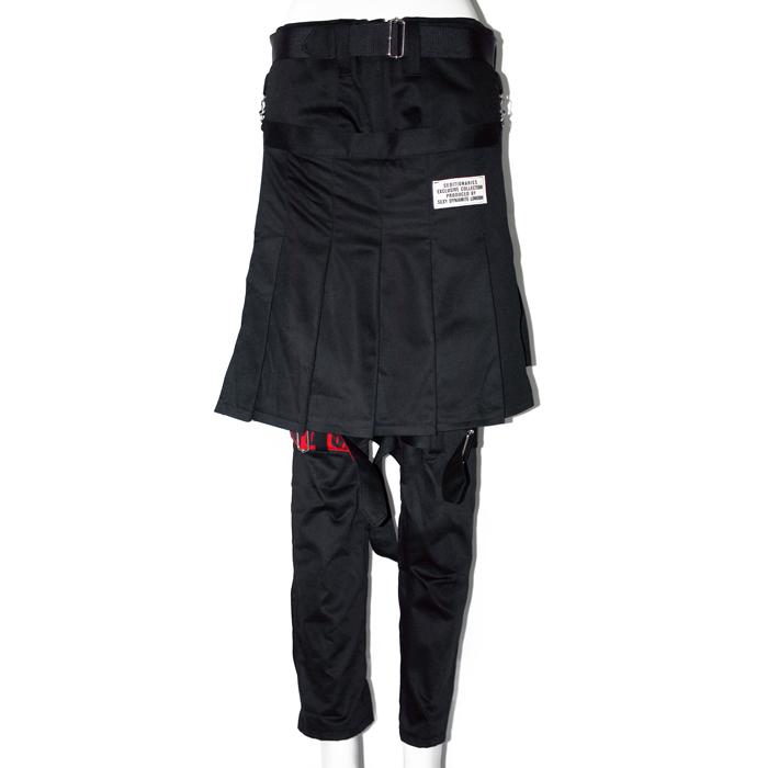 【予約商品】セディショナリーズボンデージパンツSEX型(ヒップフラップ付)