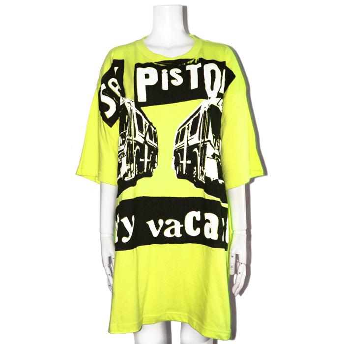 Pistolsバス ビッグTシャツ