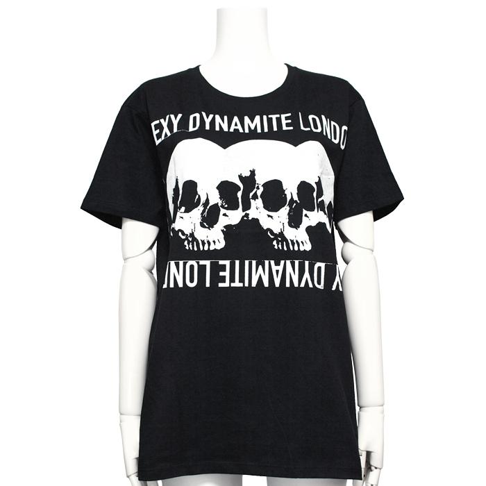 SDL3スカル Tシャツ