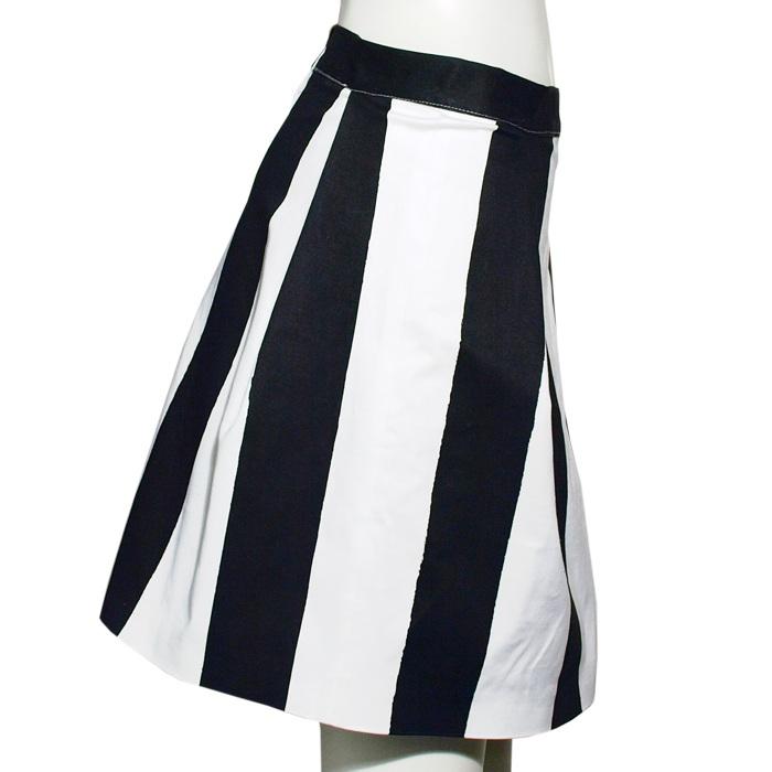 インパクトストライプ スカート