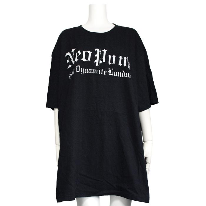 NeoPunkビッグTシャツ