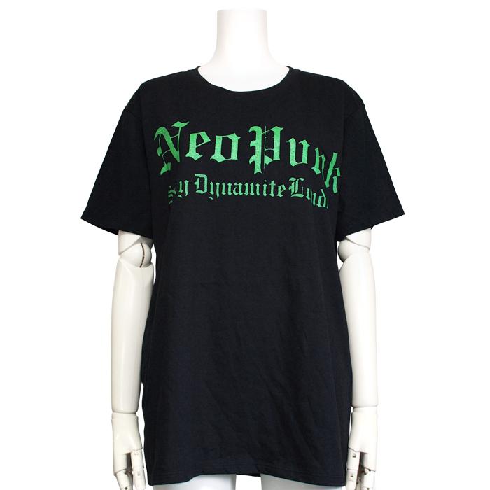 NeoPunk 半袖Tシャツ