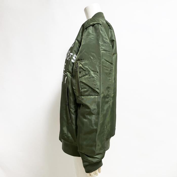 アナーキージャケットMA-1 型