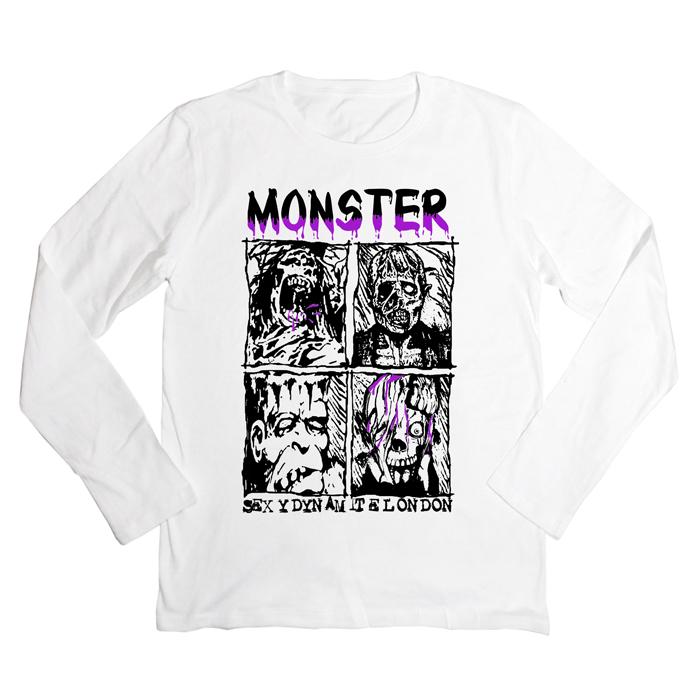 MONSTER 長袖Tシャツ