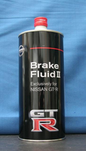 日産純正 フェアレディ Z nismo車両専用ブレーキオイル 1L GT−R35