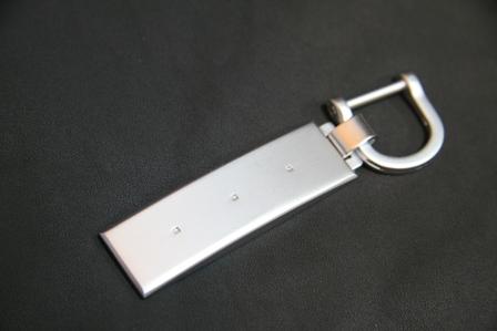 �Z�3ドットキーホルダー