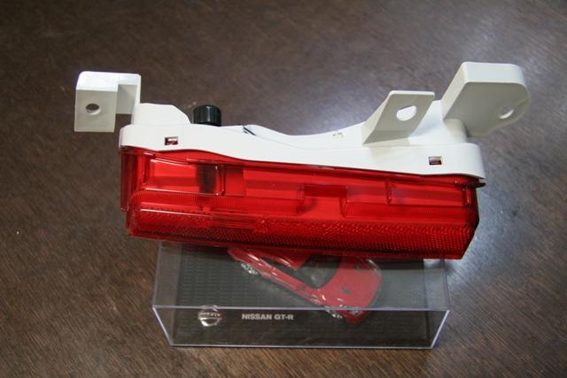GT-35パーツ 北米仕様リアサイドリフレクター 左右セット
