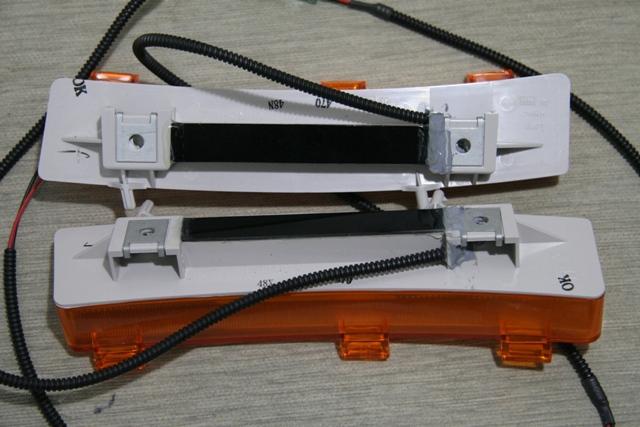 フェアレディZ33 LED side reflector Z33 北米仕様 後期型