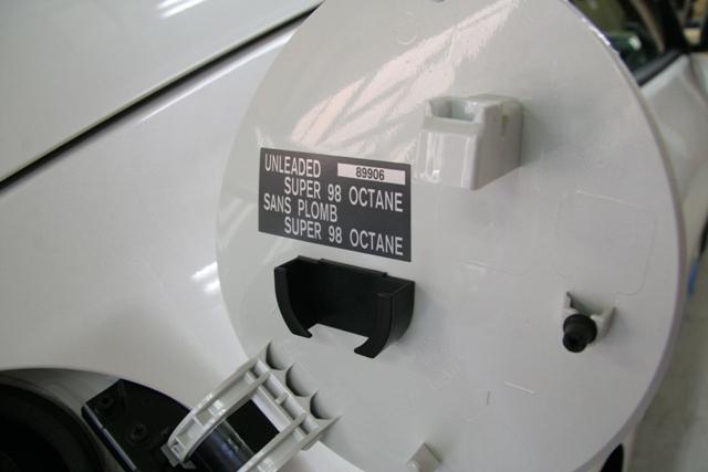 フェアレディZ34 ガソリンキャップフック