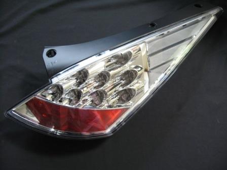 Z33 LEDクリアテールランプ 後期型オプション