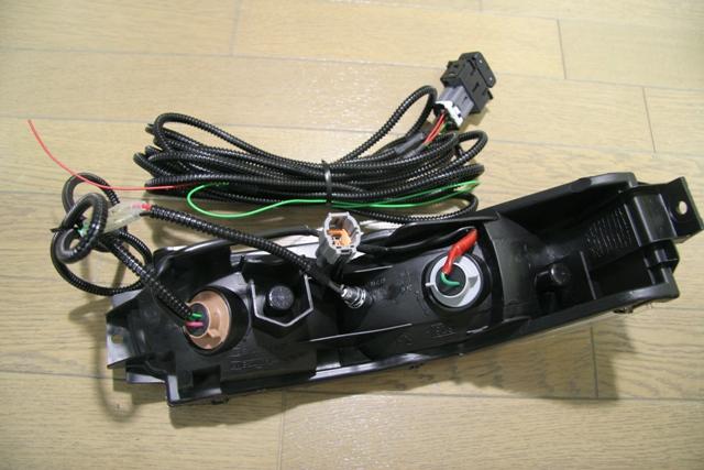 フェアレディZ33 F1バックフォグ欧州仕様
