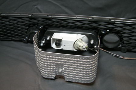 GT-R 35 欧州仕様バックフォグ