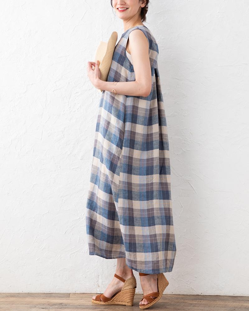 【NEW】バックリボンアクセント美人シルエットドレス(インナー付き)