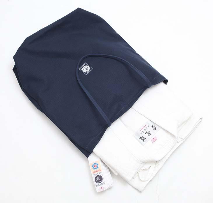 8号帆布トート式道衣袋