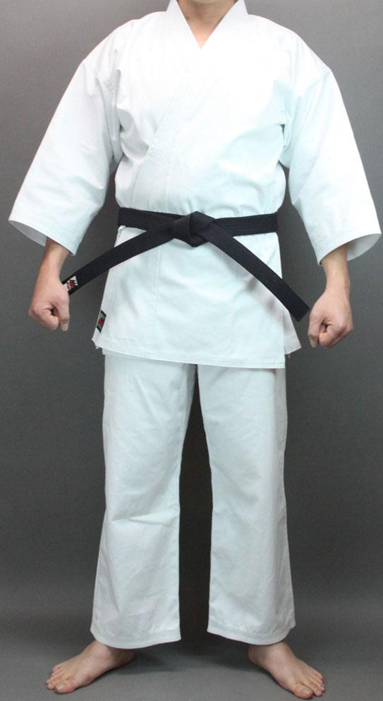 K300伝統型選手用11号帆布空手衣