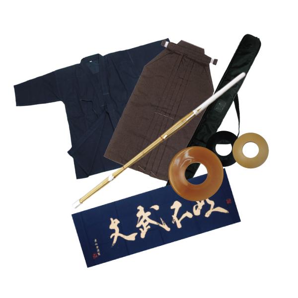 剣道具入門者用7点セット