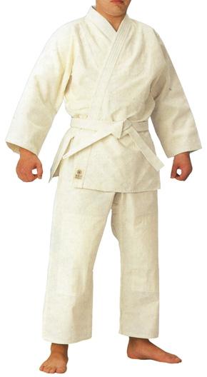 パルパー柔道衣(未晒)帯抜きセット